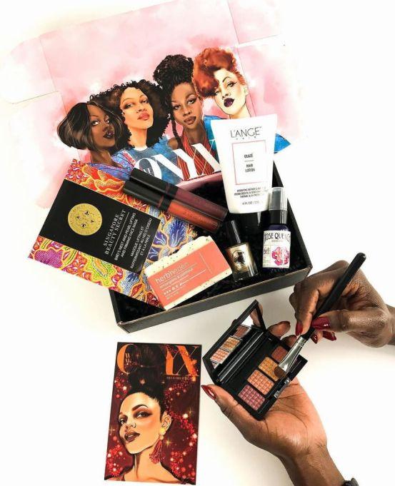 OnyxBox Beauty Box