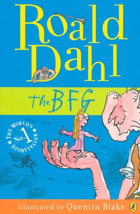 Books for girls: The BFG