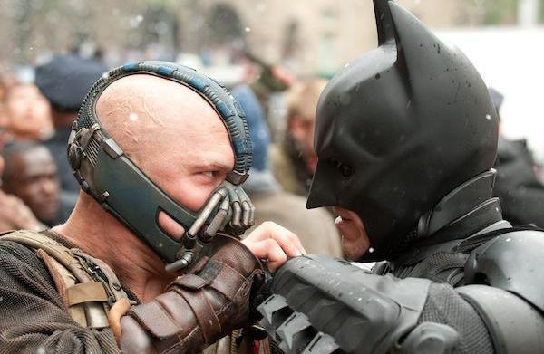 The Dark Knight Rises nabs box