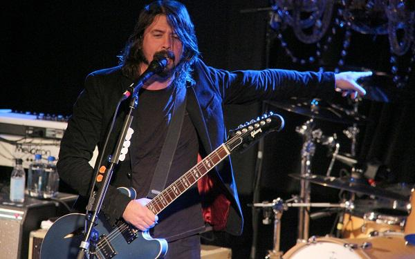 Last chance: Dave Grohl hosts Chelsea