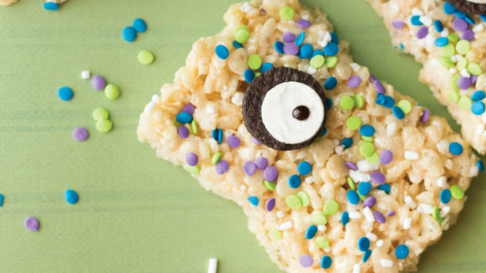 Monstrously cute treats you can cook