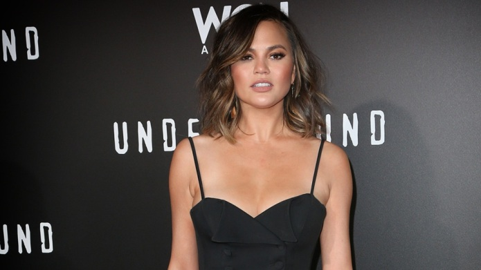 Leave Chrissy Teigen — and the
