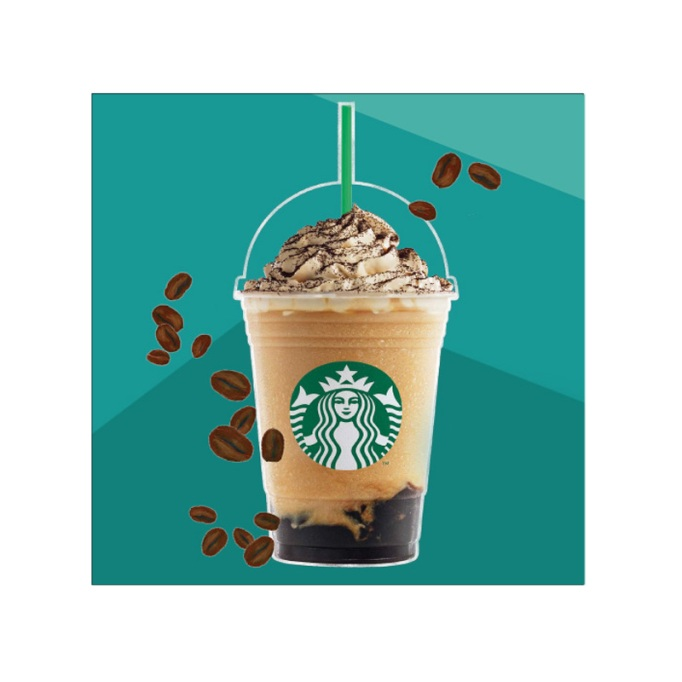 Caramel Coffee Jelly Frappuccino Starbucks