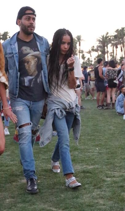 Zoë Kravitz Coachella
