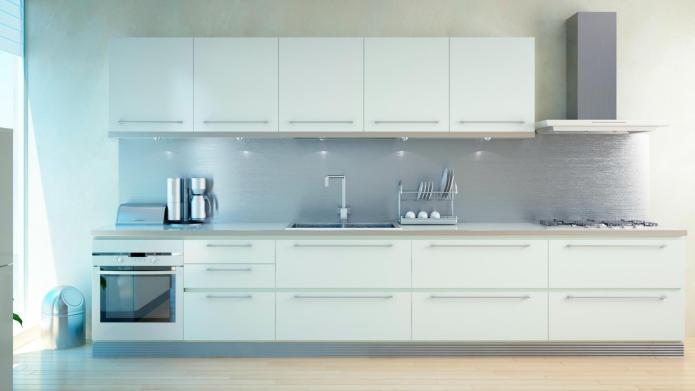 6 Kitchens that can be hidden