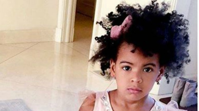 Beyoncé's daughter turns 4 and all