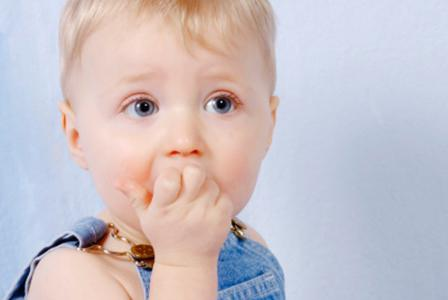Toddler nail biting: What does it
