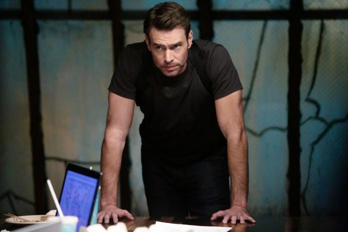 Scandal's Scott Foley reveals Jake's plan