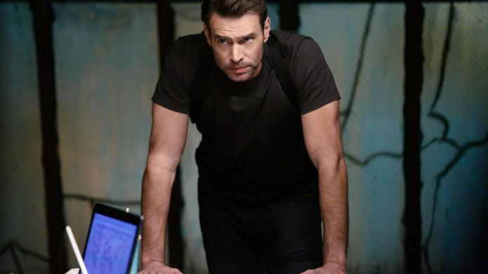 Scandal's Scott Foley reveals Jake's plan