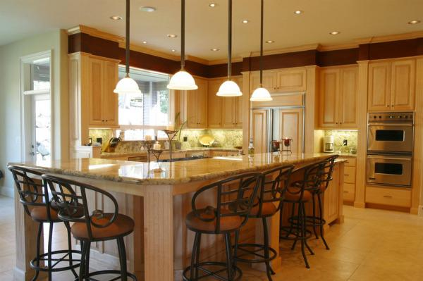 Kitchen lighting: Create the perfect look