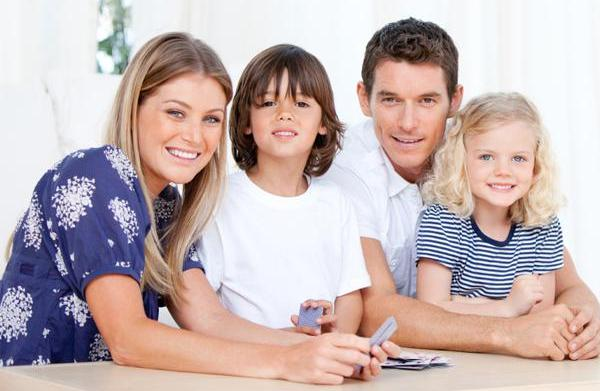 5 Family card games