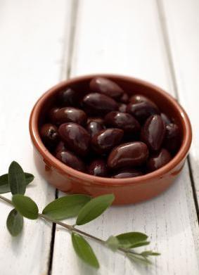 Marinated Lemon Thyme Olives