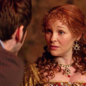 Is that Elizabeth I in new