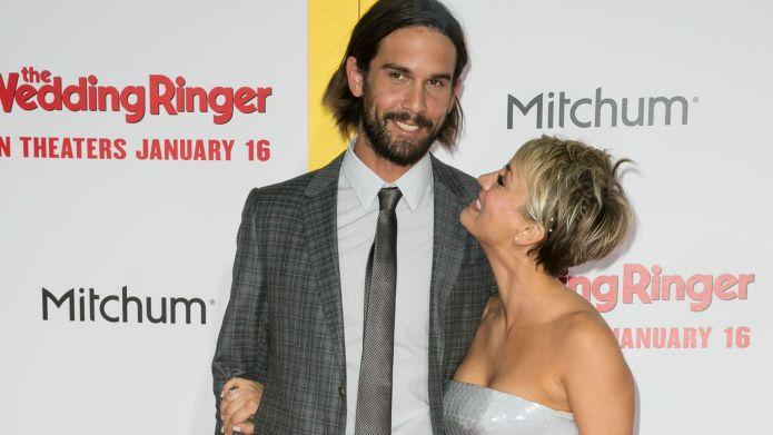 Big Bang Theory's Kaley Cuoco's divorce