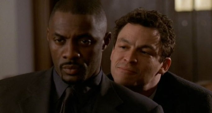 The Wire's Jimmy McNulty and Stringer Bell