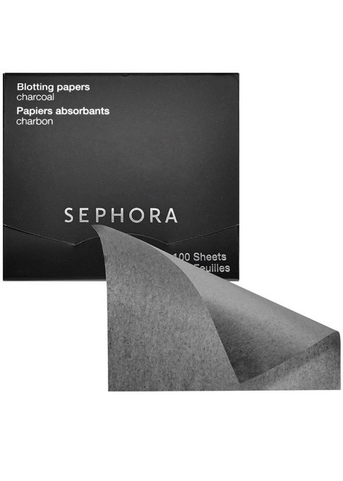 Charcoal Beauty Products: Sephora Collection Blotting Papers | Skin Care Products 2017