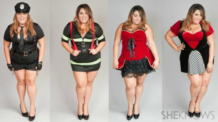 Yes, you can be plus size