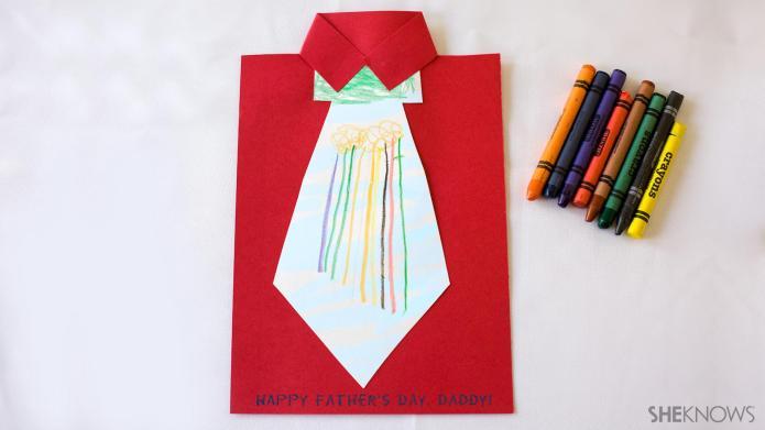DIY Father's Day card ideas