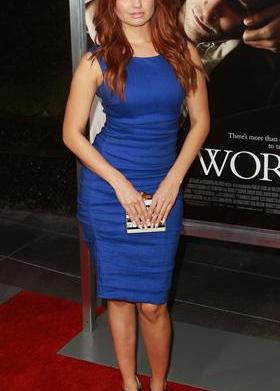 Friday's Fashion Obsessions: Debby Ryan and