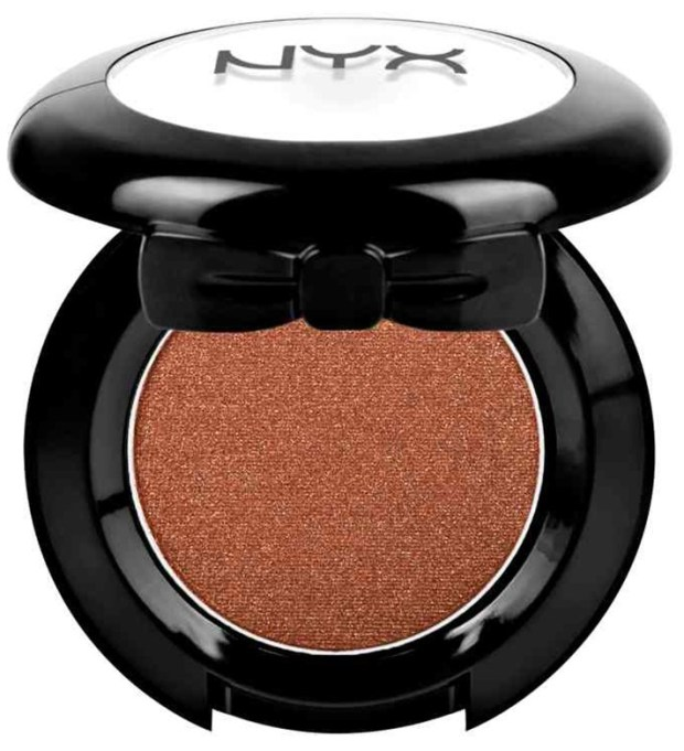 Prettiest Copper Eyeshadow: NYX Cosmetics Hot Singles Eyeshadow in Showgirl | Summer Makeup 2017