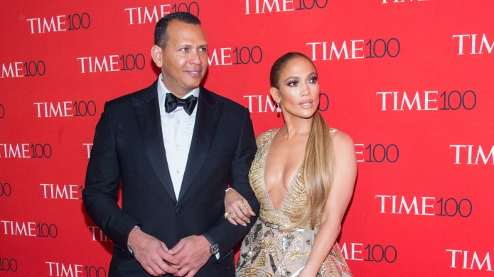 Alex Rodriguez Can't Stop Gushing Over