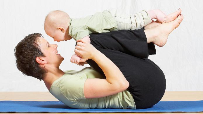 Yoga baby names that make you