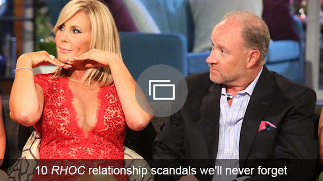 RHOC scandals slideshow