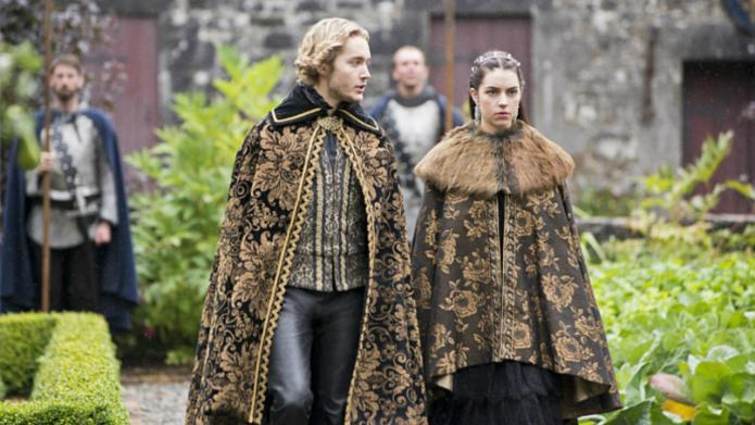 SPOILERS: One Reign character is naked