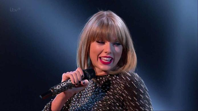 Taylor Swift's new song about New