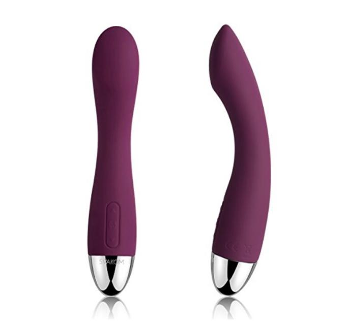 Buzzworthy New Sex Toys: SVAKOM Amy Vibrator