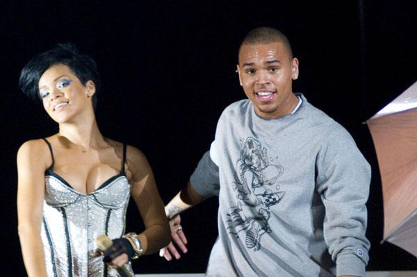 Rihanna beating inspires burger