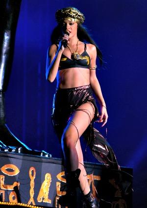 Rihanna -- Peace and Love