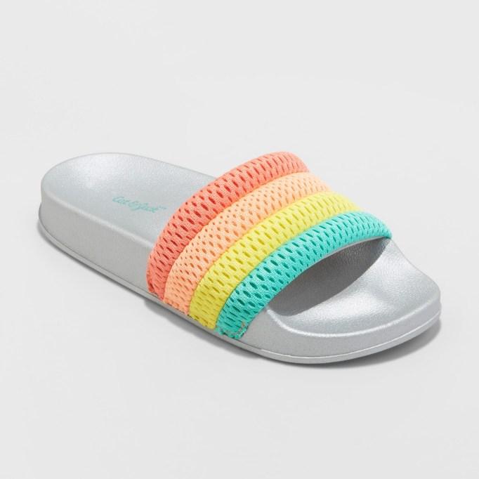 Target Cat & Jack Maria slide sandals