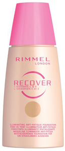 Rimmel London Recover Illuminating Anti-Fatigue Liquid Foundation