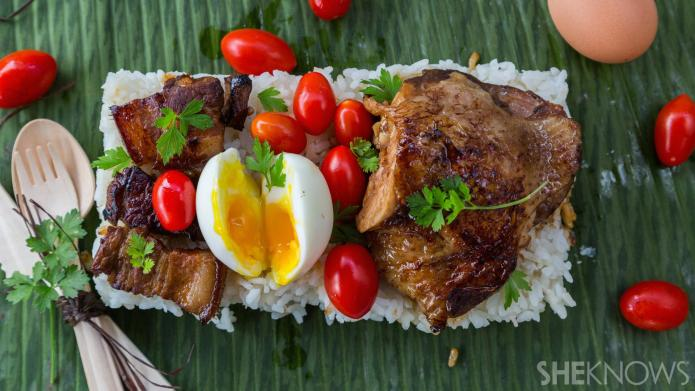 Savor the Philippines with this lunch