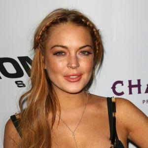 Is Lindsay Lohan the new Marilyn