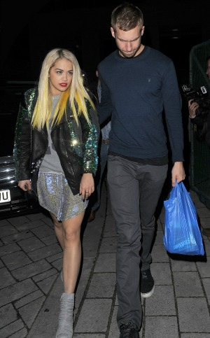 Have Rita Ora and Calvin Harris ended their relationship?