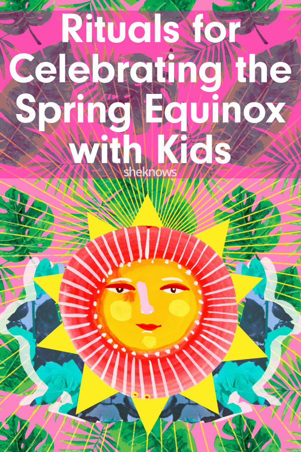 Rituals for celebrating Spring Equinox with kids