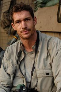 Restrepo director Tim Hetherington killed in