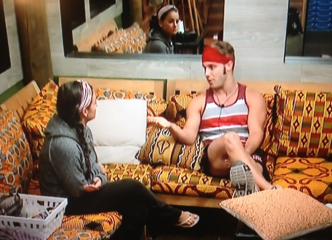 Natalie and Paulie Big Brother