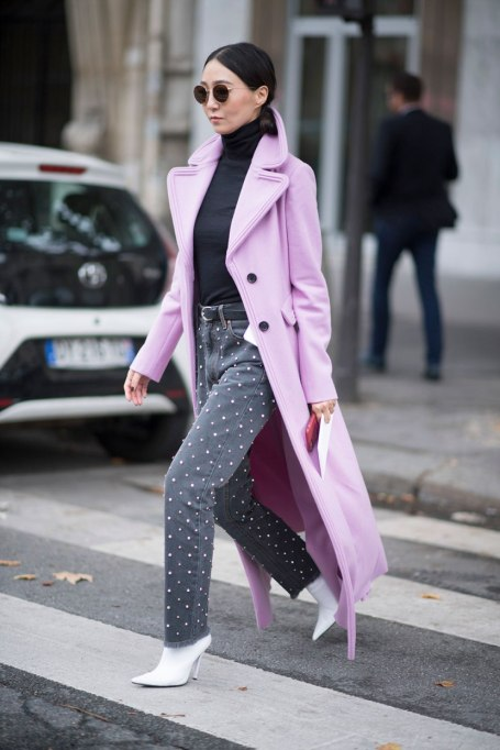 Ways To Wear Pastels This Fall | Lady Lavender