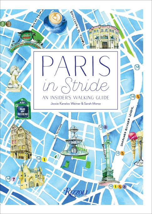 Best Mother's Day Gifts Under $50: Paris In Stride Travel Guidebook