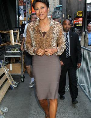 Robin Roberts is planning her TV
