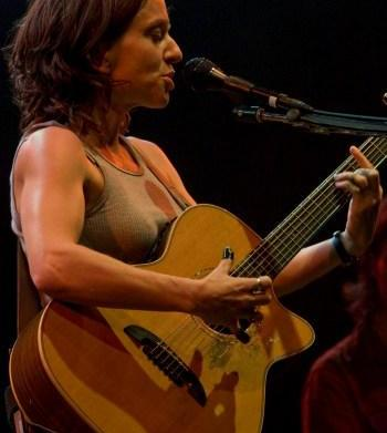 Ani DiFranco exclusive interview