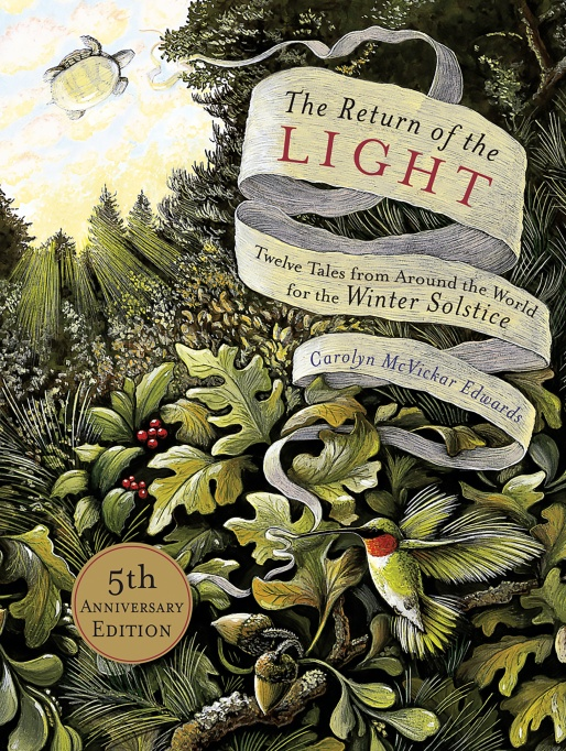 Winter Holiday Book for This Season | 'The Return of the Light: Twelve Tales from Around the World'