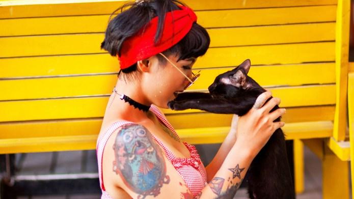 56 Cat Tattoos That Will Make