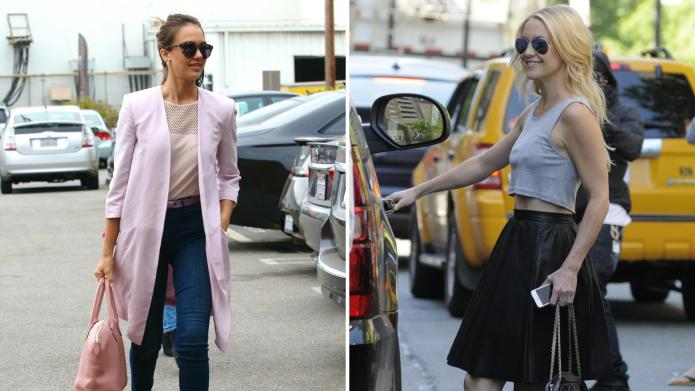 Friday's Fashion Obsessions: Jessica Alba and
