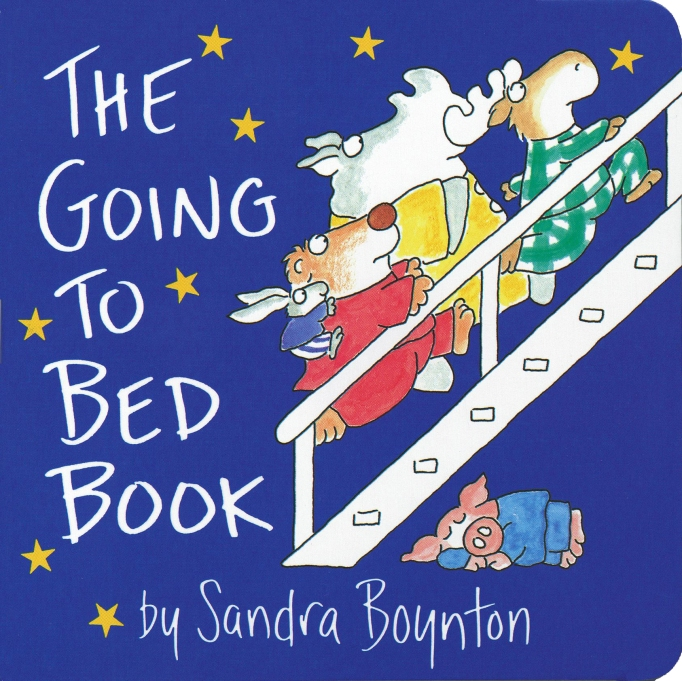 Rhyming Books For Early Readers And Young Poets: The Going To Bed Book