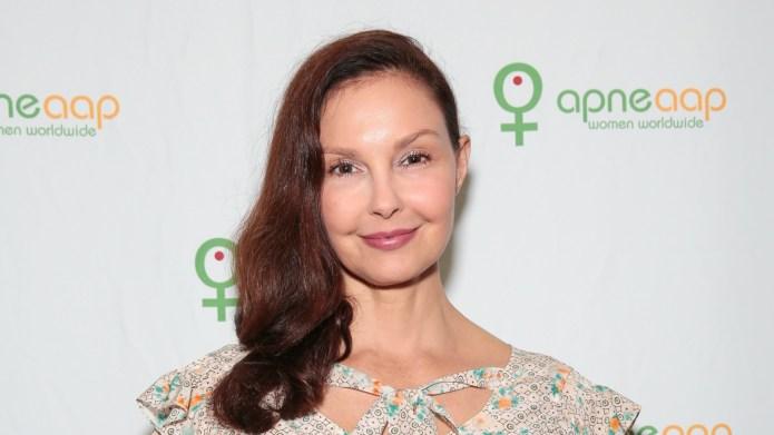 Ashley Judd Believes Harvey Weinstein Can