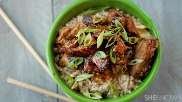 Slow Cooker Sunday: Easy General Tso's